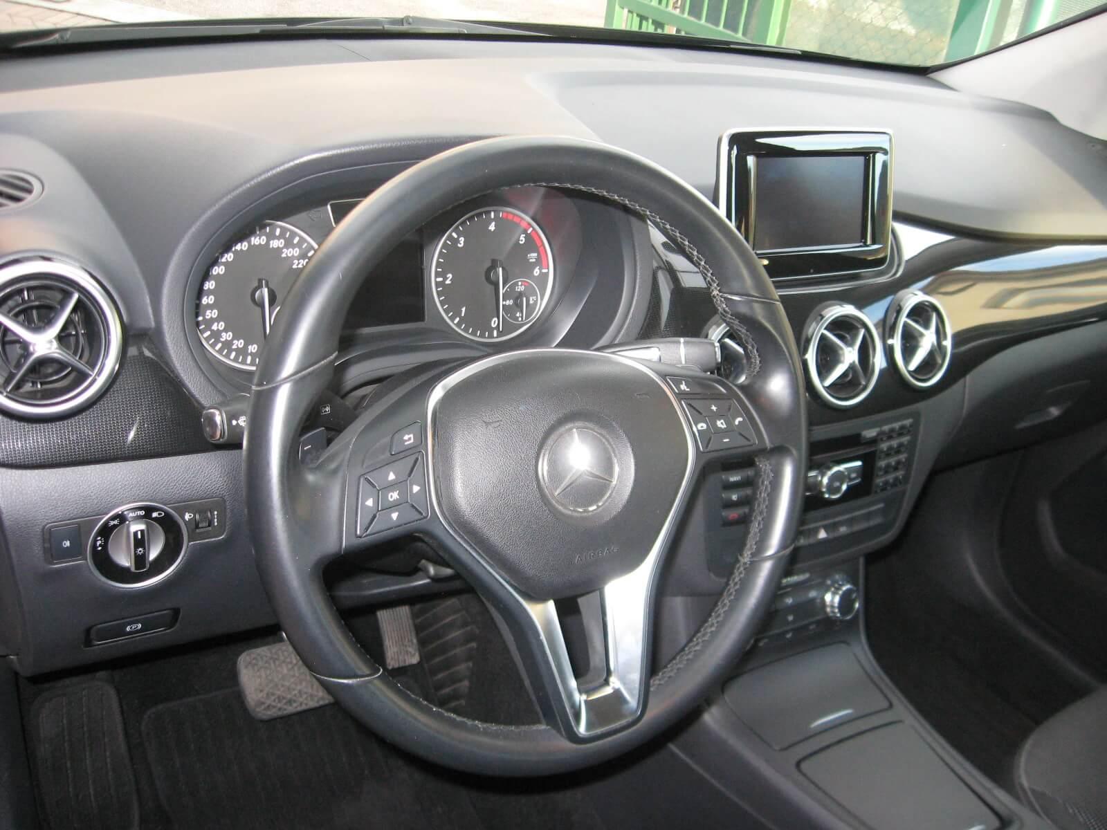 Mercedes-Benz B 180 CDI Automatic