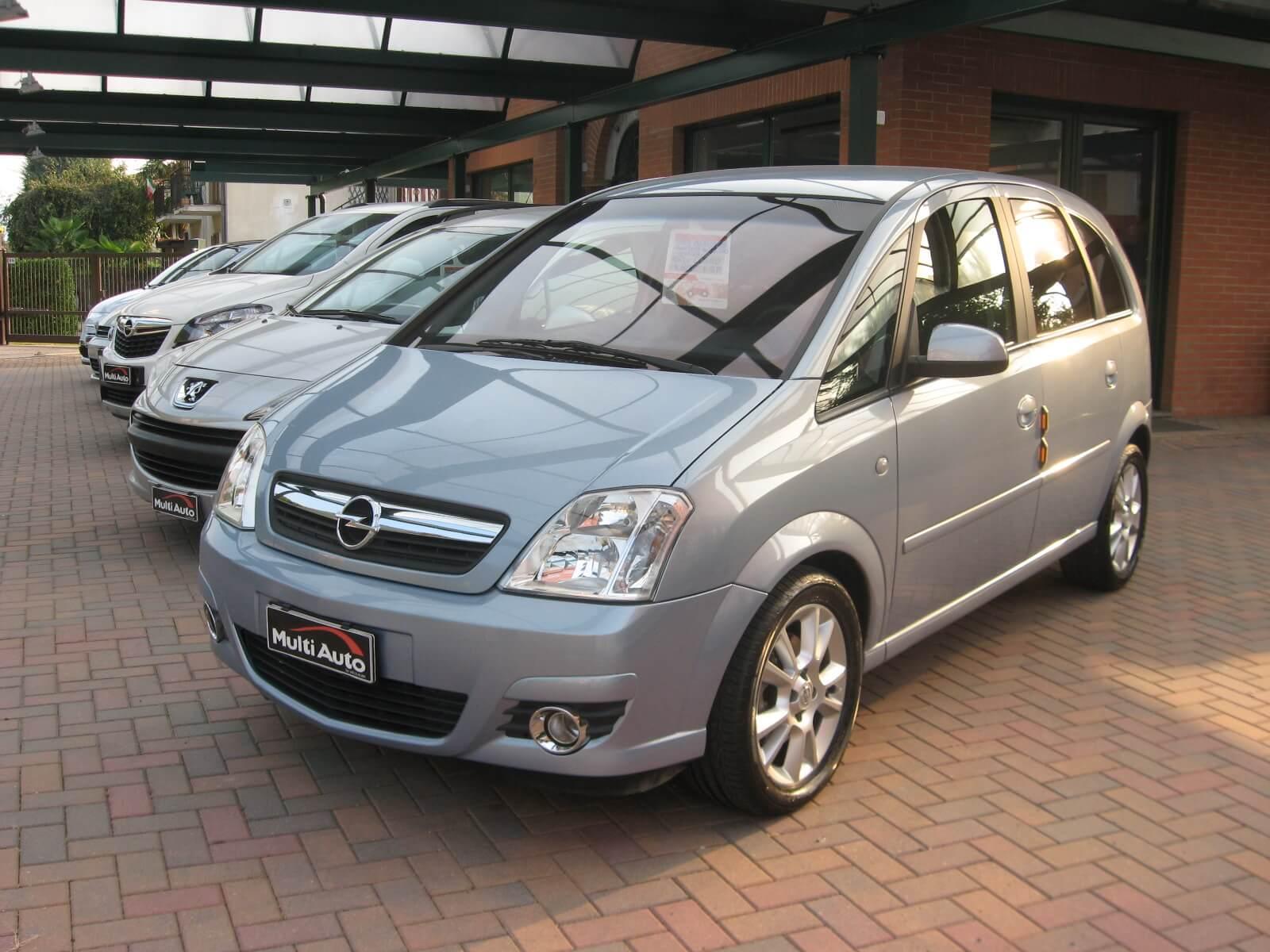 Prova Opel Meriva 1.6 Cosmo - PTCarlo