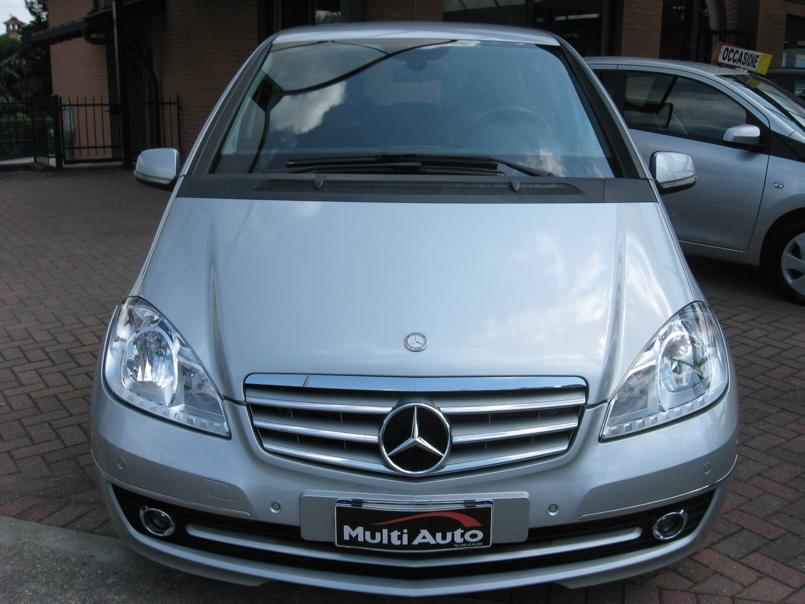 Classe A 160 AUTOMATIC Style