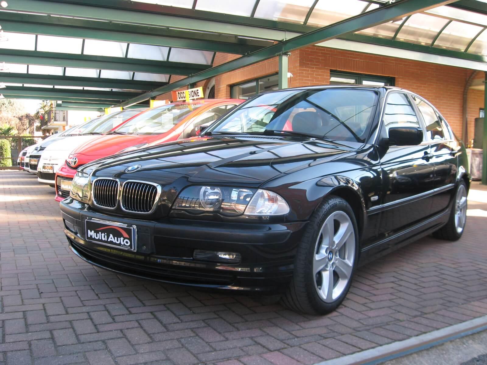 BMW 320i Serie 3 (E46) cat 4 porte Attiva
