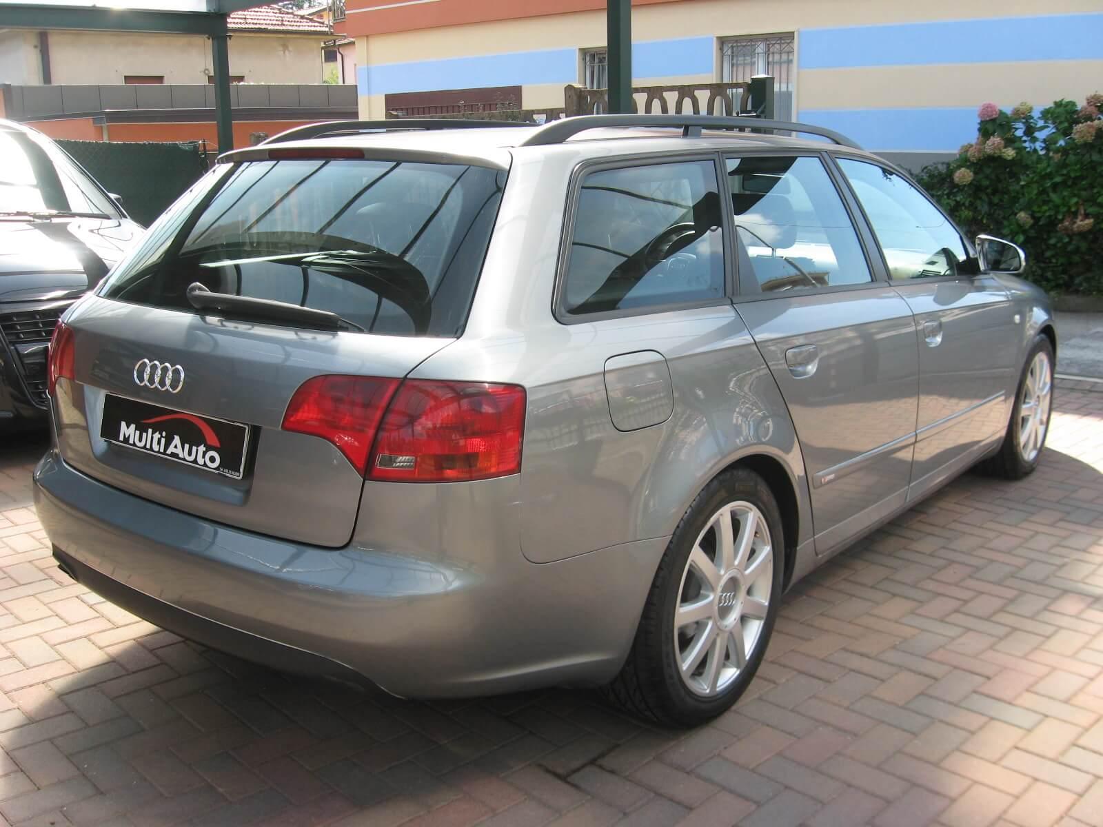 Audi A4 2.0 16V TDI Avant Sport S-Line